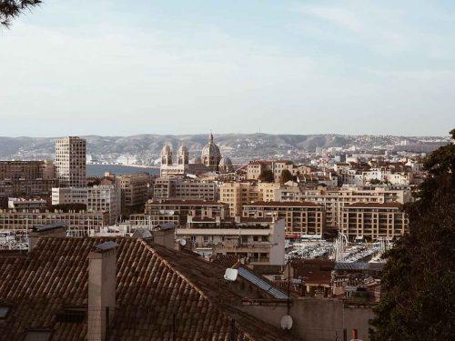 Marseille maison