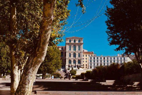 Immeuble Marseille